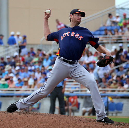 Doug Fister faces Blue Jays