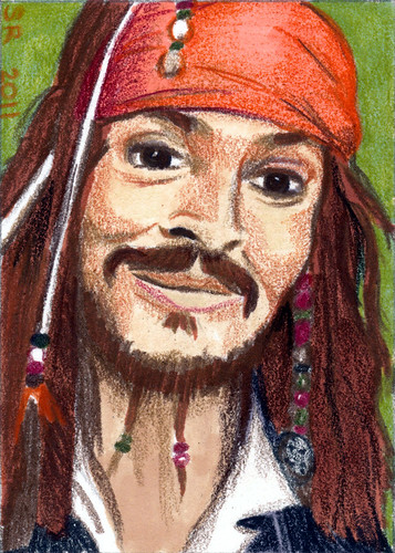 Aunt Sherry - Jack Sparrow