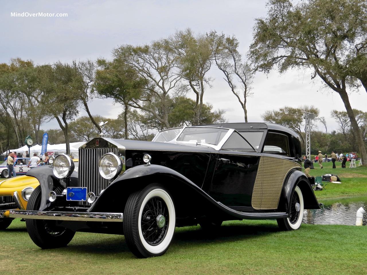 1930 Rolls-Royce Phantom II Front Right'