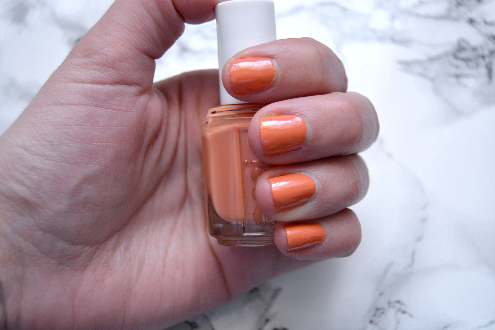 Essie Nail Polish in Taj Ma Haul, Review & Swatch - A Thing of Beauty