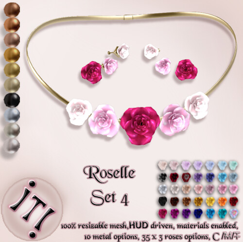 !IT! - Roselle Set 4 Image