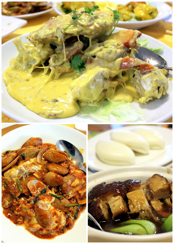 Nostalgic Places to Eat in Singapore: Punggol Seafood Holdings Pte Ltd