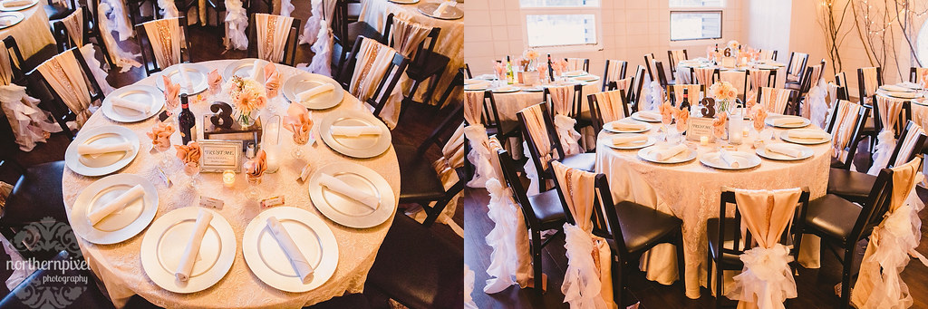 Hart Community Centre - Table Settings