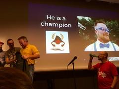 I'm a Java Champion! :)