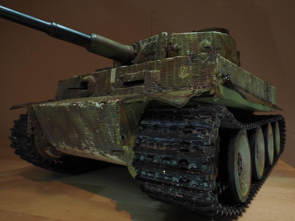 Petra, il mio Tiger I 26060616160_1f88f6f0c4_b