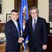Secretary General Receives Julio Guzman