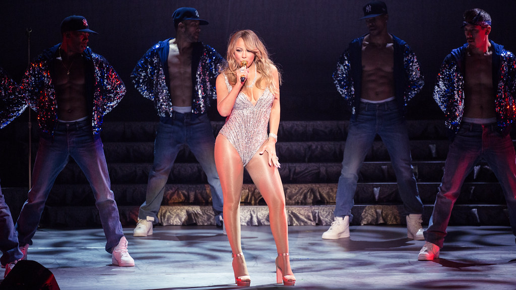 Mariah Carey - Oslo Spektrum