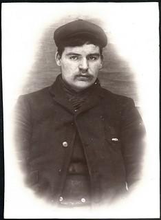 Albert Pollard, slinger, arrested for stealing a copper vessel