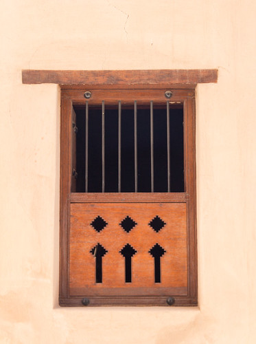 Nizwa Fort window