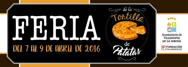 Feria de la Tortilla de Patatas 2016