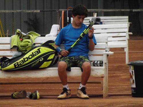 Torneo Nacional de Menores Centro Español de Rancagua