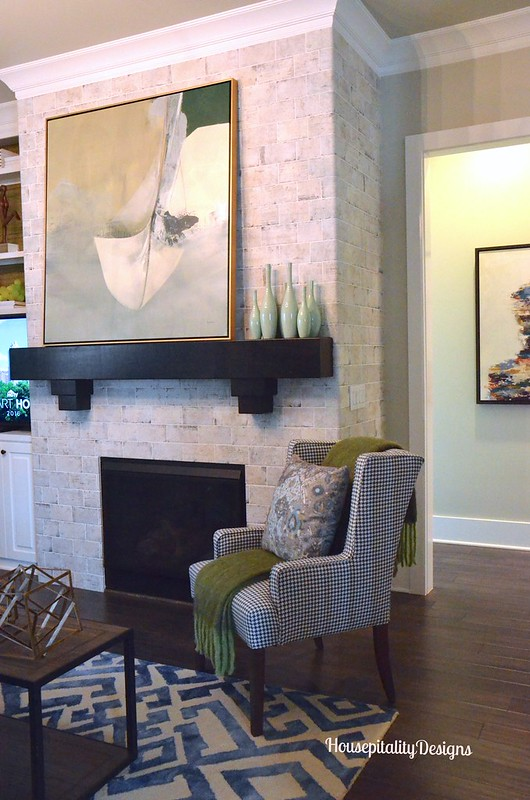 HGTV 2016 Smart Home Living Room - Housepitality Designs