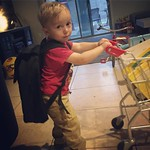 Shopping toddler! by bartlewife