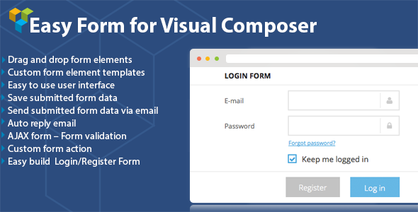 DHVC Form v1.4.28 - Wordpress Form for Visual Composer