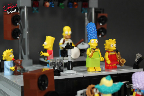 Simpsons band 2