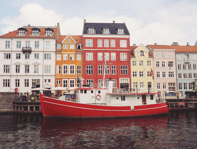 Nyhavn Copenhagen
