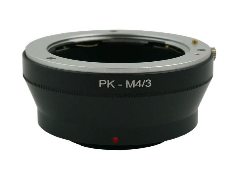 PK-M4/3 Lens Mount Adapter panasonic olympus mft
