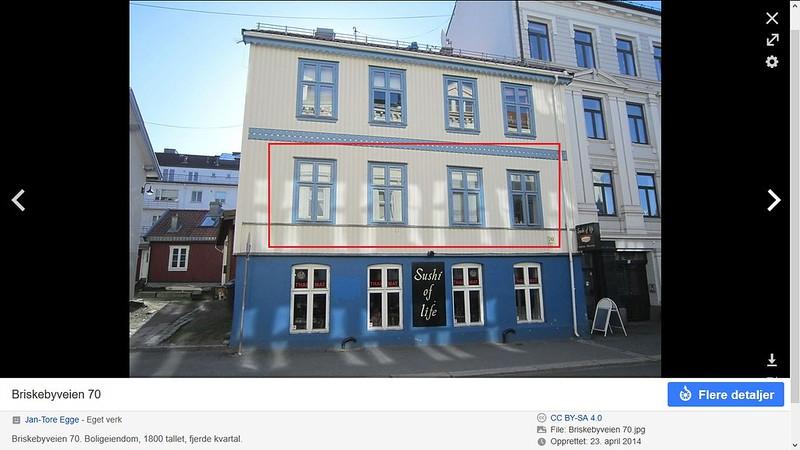 lavere sidebygning paint