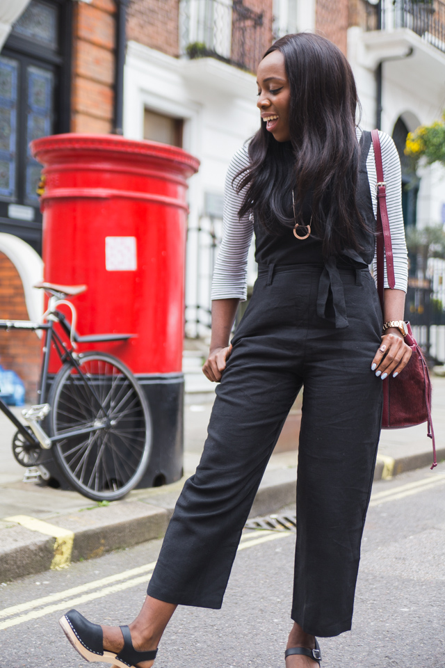 Reformation Lunna jumpsuit review