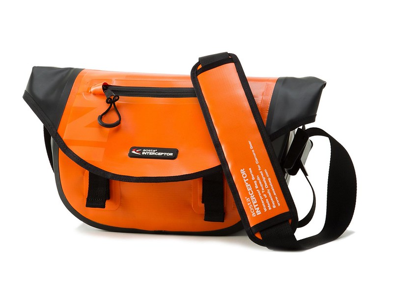 Kenko Interceptor Messenger Bag (Small)