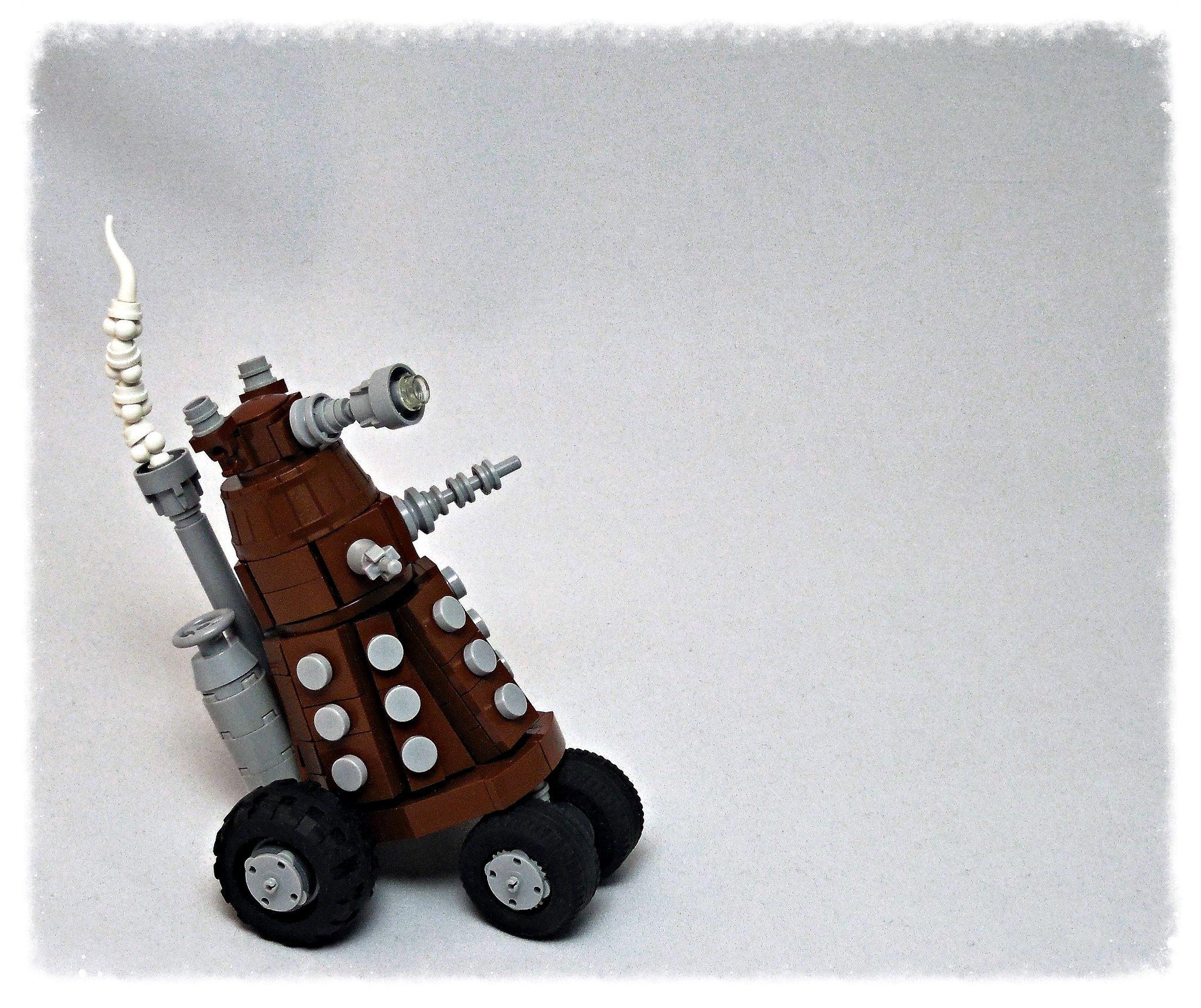 LEGO® MOC by Vitreolum: Dabeno Automaton L.E.K.