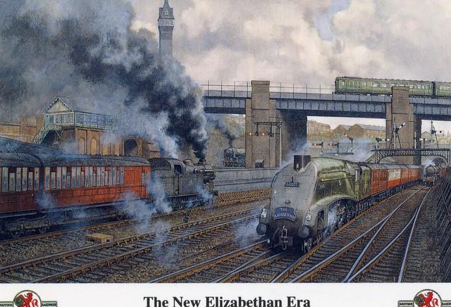 The New Elizabethan Era .