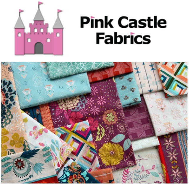 Fleet ad Flourish at Pink Castle Fabrics!