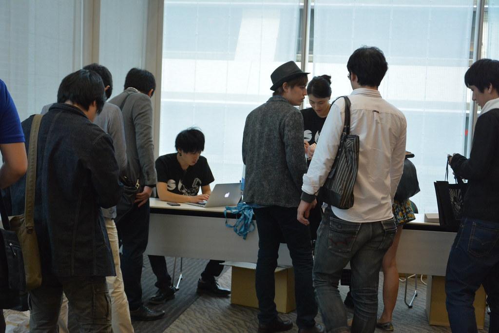 {WordCamp Tokyo 2015} Day 1