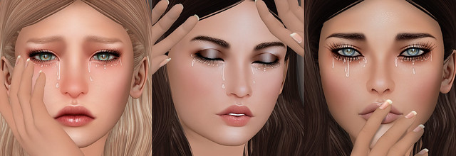 Tears Appliers (Logo, Catwa & LeLutka)