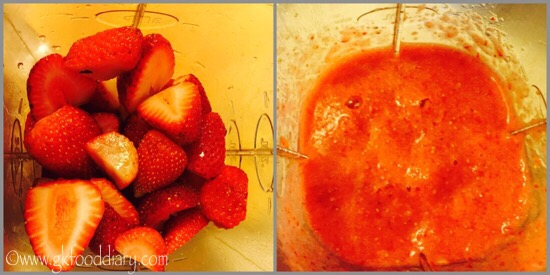 Homemade Strawberry Jam Recipe for Toddlers and Kids - step 2