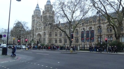Natural History Museum Kensington Jan 16 (1)