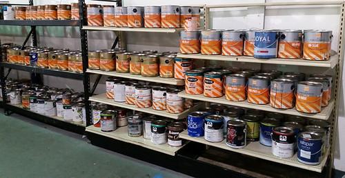 Paint - $8/gallon