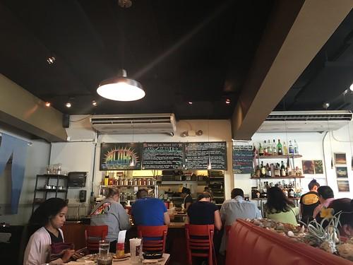 Koko Head Cafe, Honolulu