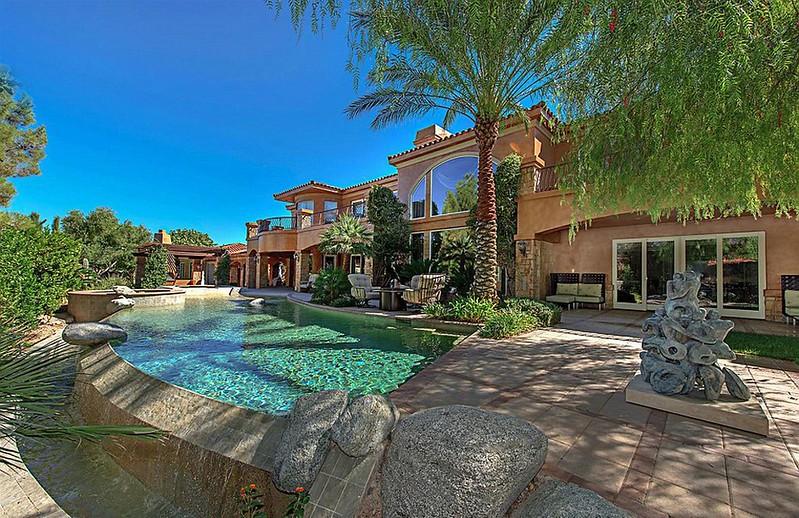 Недвижимость Майка Тайсона в Лас-Вегасе
