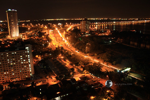 Night View of Penang