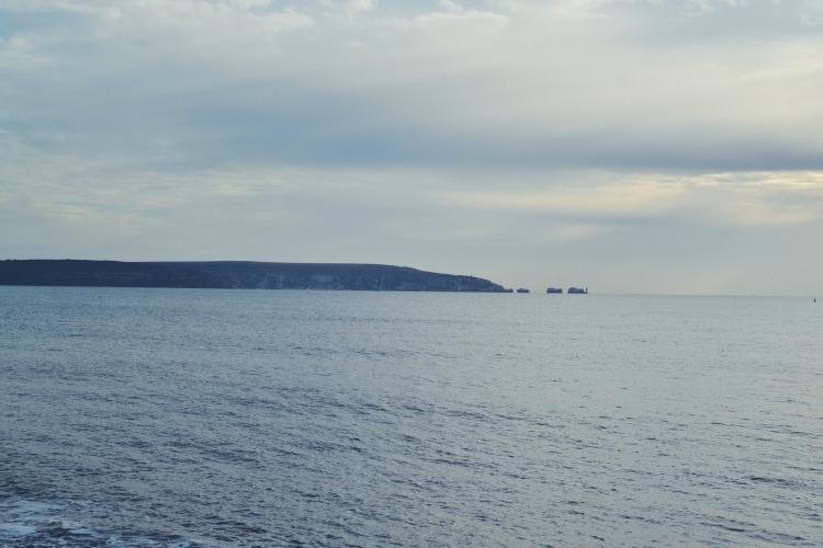 beach milford on sea