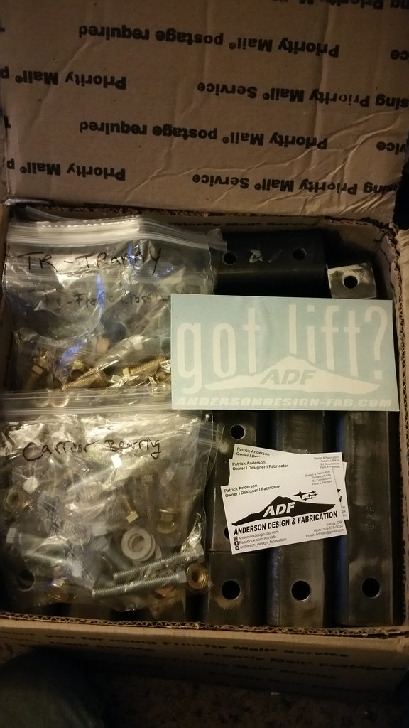 how to work out subaru trailing arm length