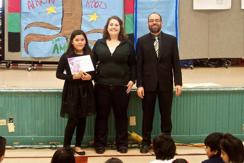 K- 4th Grade 2 Qtr. Awards