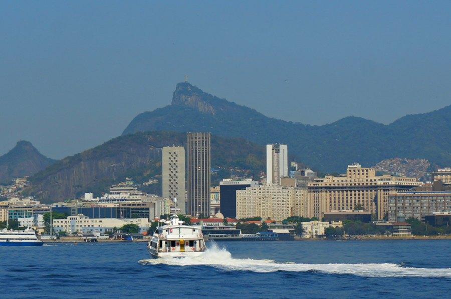 Rio de Janeiro Ferry