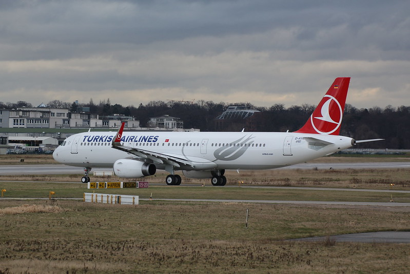A321 Turkish Airlines TC-JTF