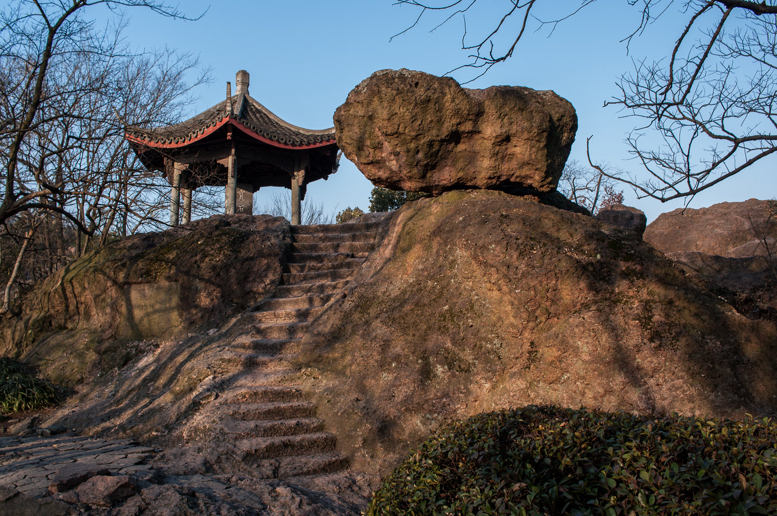宝石山 Stone mountain, Hangzhou