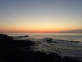 Sandy beach görüntü. portugal nova de vila porto gaia norte canidelo