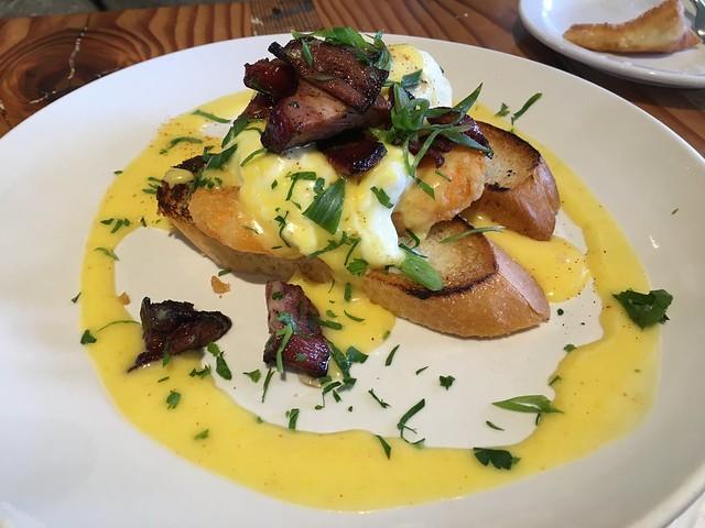 Eggs Tchoupitoulas - The Parish Cafe