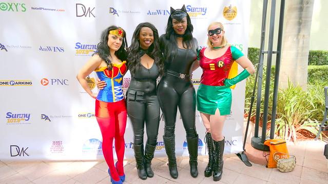 2016 Superheroes Scavenger Hunt
