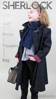Mini Female Sherlock