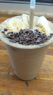 Incan Warrior Smoothie from Charlie's Raw Squeeze Everton Park