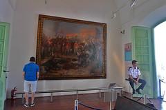 Buenos Aires - Cabildo Nacional painting