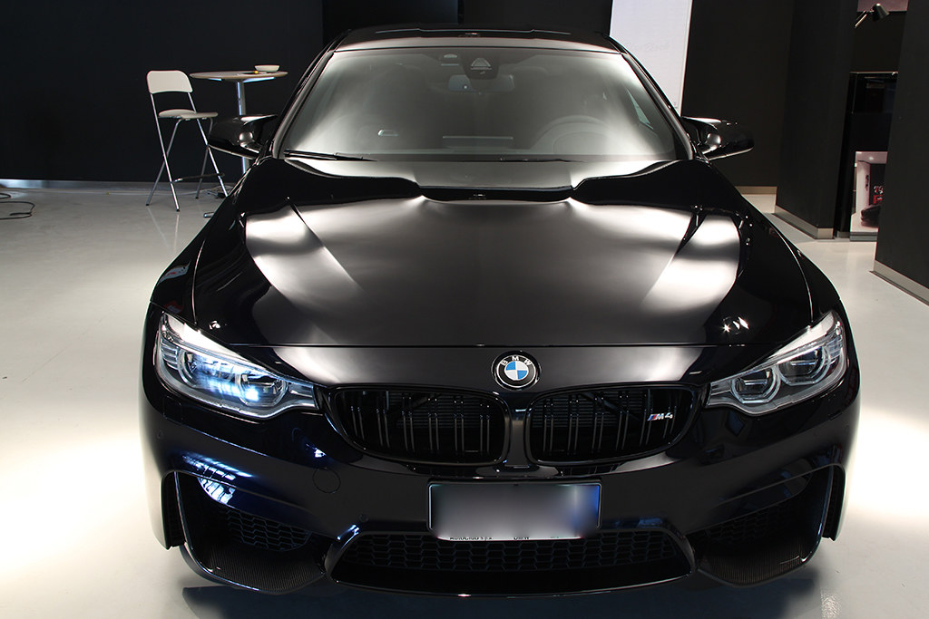 BigFoot Centre - BMW M4 Azuritschwarz, protezione totale 25074271970_7e64f93cb4_b