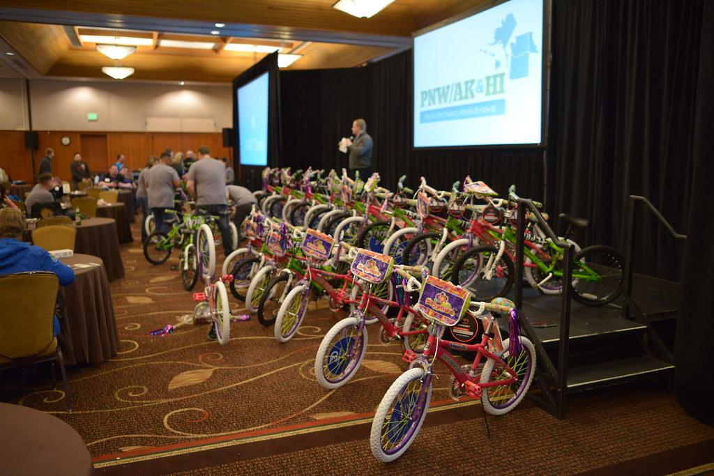 AT&T Bike Build