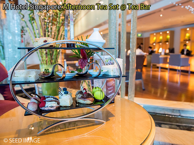 M Hotel Singapore Afternoon Tea Set
